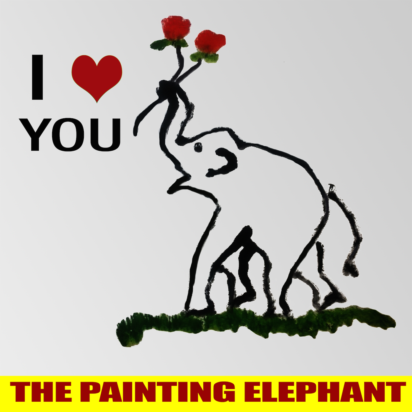 The Painting Elephant